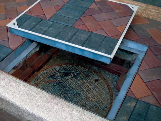 Manhole Covering