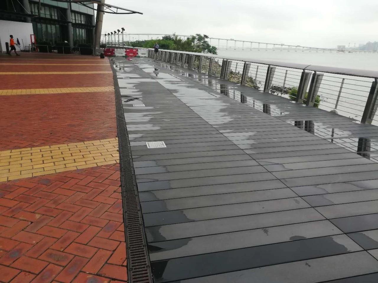 如何设计成品排水沟的整体布局?