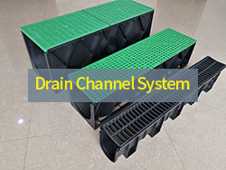 Drain Channel System