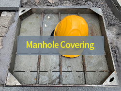 Manhole Covering